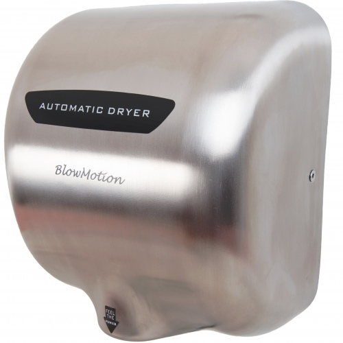 Brushed Commercial Hand Dryer