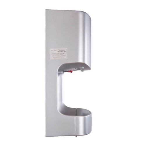Cyclone Blade Hand Dryers Side Profile