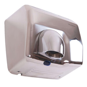 Polised Steel HD360P Commercial Hand Dryers