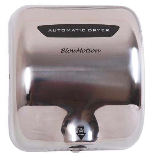 Polished Storm High Speed Hand Dryer