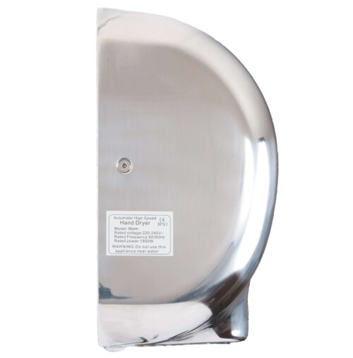 Polished Storm Hand Dryer