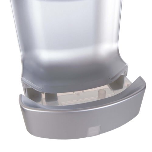 Silver Cyclone Blade Hand Dryes Water Collection Tray