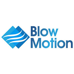 #1 for Hand Dryers UK - Blow Motion Logo