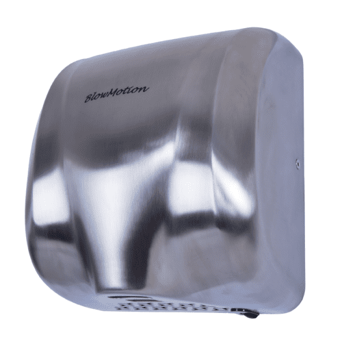 Storm Plus Hand Dryer Stainless Steel
