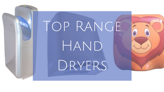 A Look At Our Top Of The Range Washroom Commercial Hand Dryers