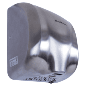 Brushed Steel Hand Dryers