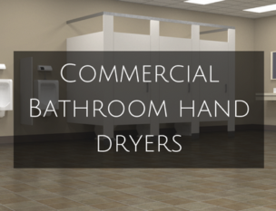 commercial washroom hand dryers
