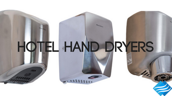 Hotel Hand Dryers by Blow Motion