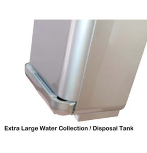 Ninja, Jet Blade hand dryer with water collection tank