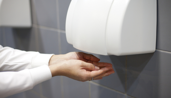 Hot Air Hand Dryers: Yes or No?