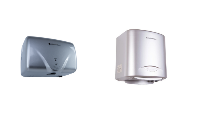 30-60 hand dryers selection