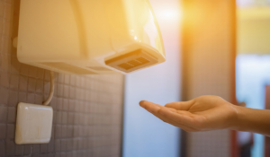 New In Hand Dryers: Fresh Scents & Compact Designs