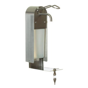 Elbow Operated Soap Dispenser