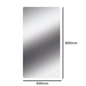 Stainless Steel Splash Back Panel